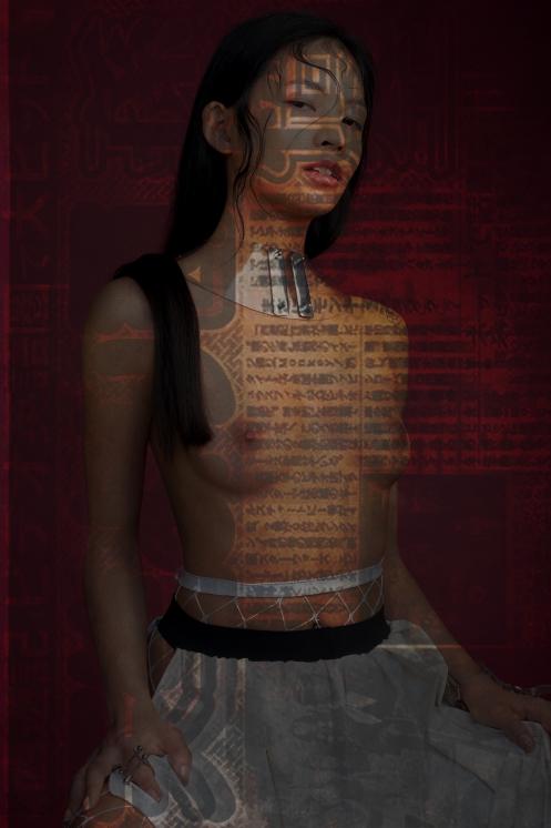 Photo: Daniel Peace for Kaltblut Magazine/BAFW